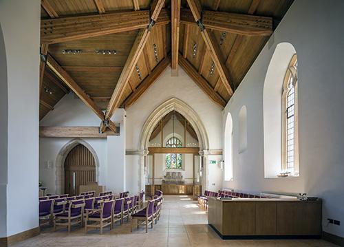 Presidents' Award St Nicholas Church at Radford Semele