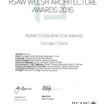 Cardigan-Castle-RSAW-Conservation-Award-2016