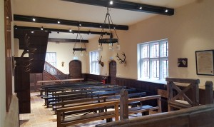 The Verderer's Court, Queen's House, Lyndhurst