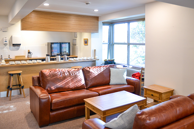 CANFORD SCHOOL STAFF COMMON ROOM