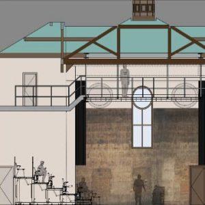 Goldsmiths George Wood Theatre renovation