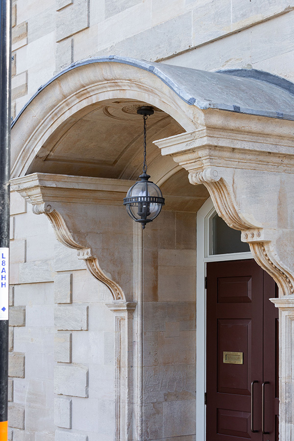 Heritage Building Mechanical & Electrical Engineering Design by Martin Thomas Associates at Brackley Town Hall