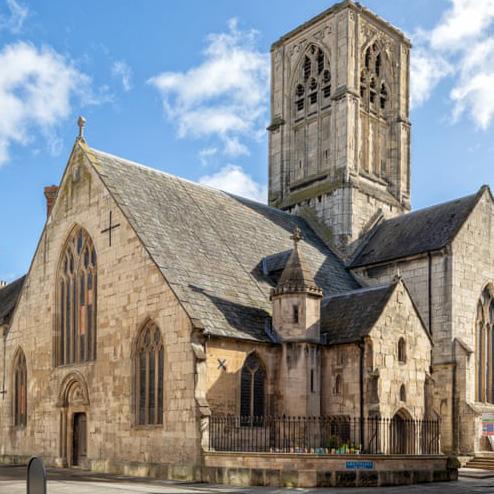 St Mary de Crypt Gloucester