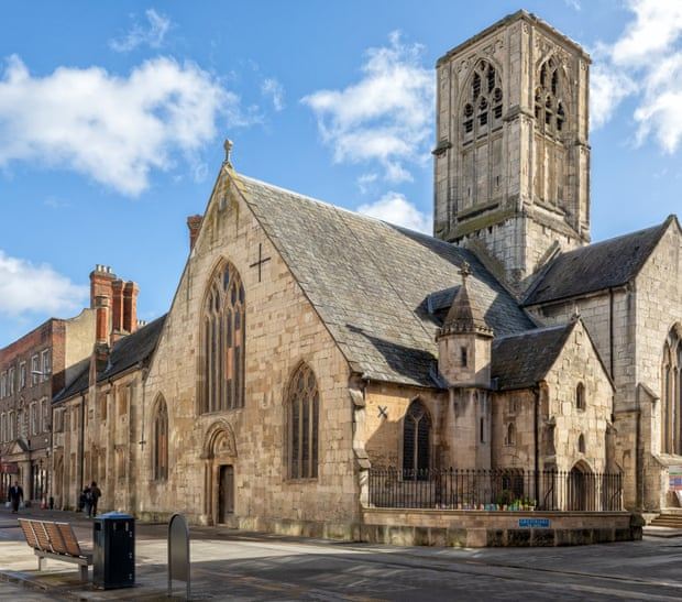 Ecclesiastical Building Services by Martin Thomas Associates at St Mary de Crypt