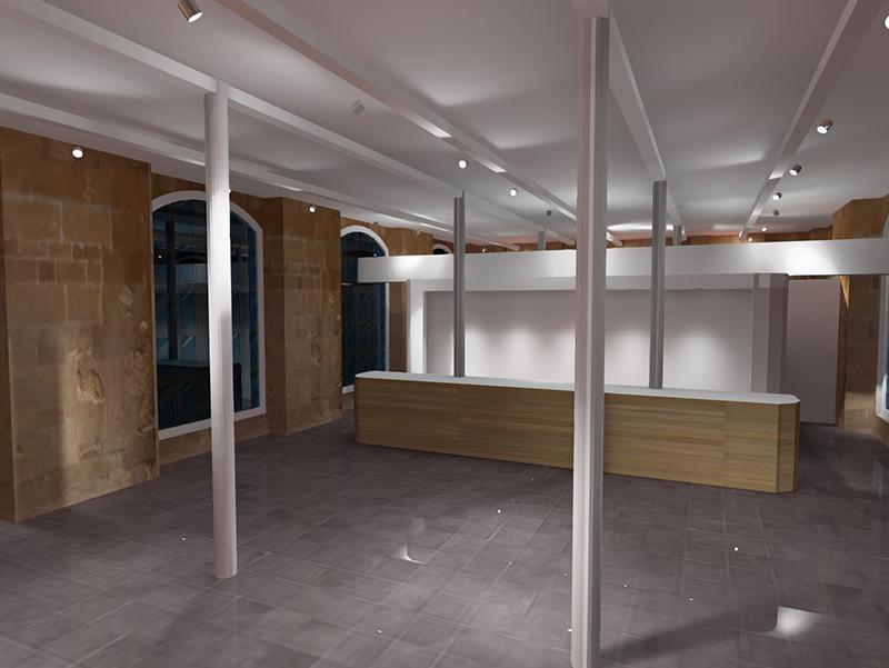 Martin Thomas Associates Historic Building Consultants - Lighting