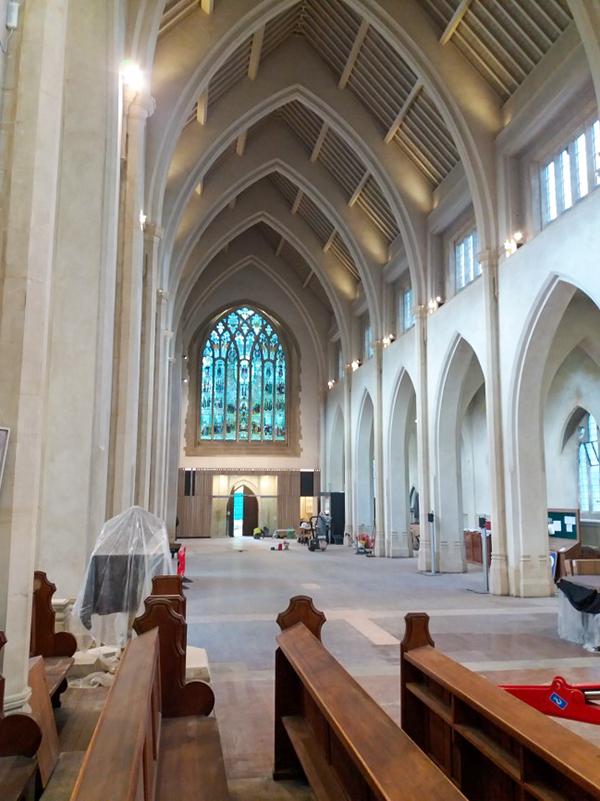 St Mary's Church Southampton