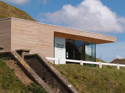 Dover Castle Visitors Centre - Kent