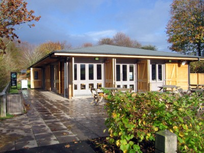 Goodrich Castle Visitors Centre - Herefordshire