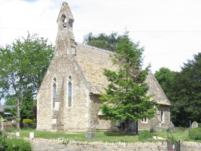 St Johns Chapel - Oxfordshire