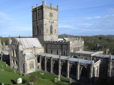 St. Davids Cathedral - Pembrokeshire