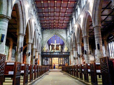 Wakefield Cathedral - Yorkshire