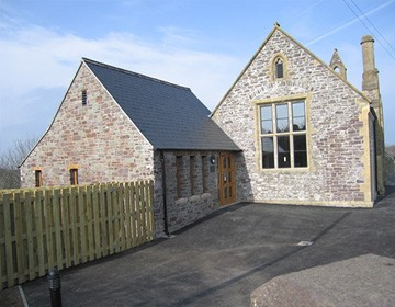 Old School, St David's